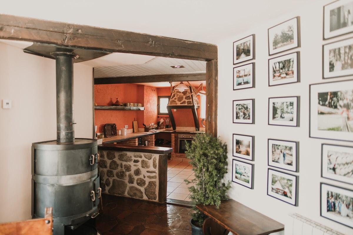 Casa El Palero - Casa Rural en Rascafría