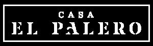 Logo White Casa El Palero / Alojamientos Palero