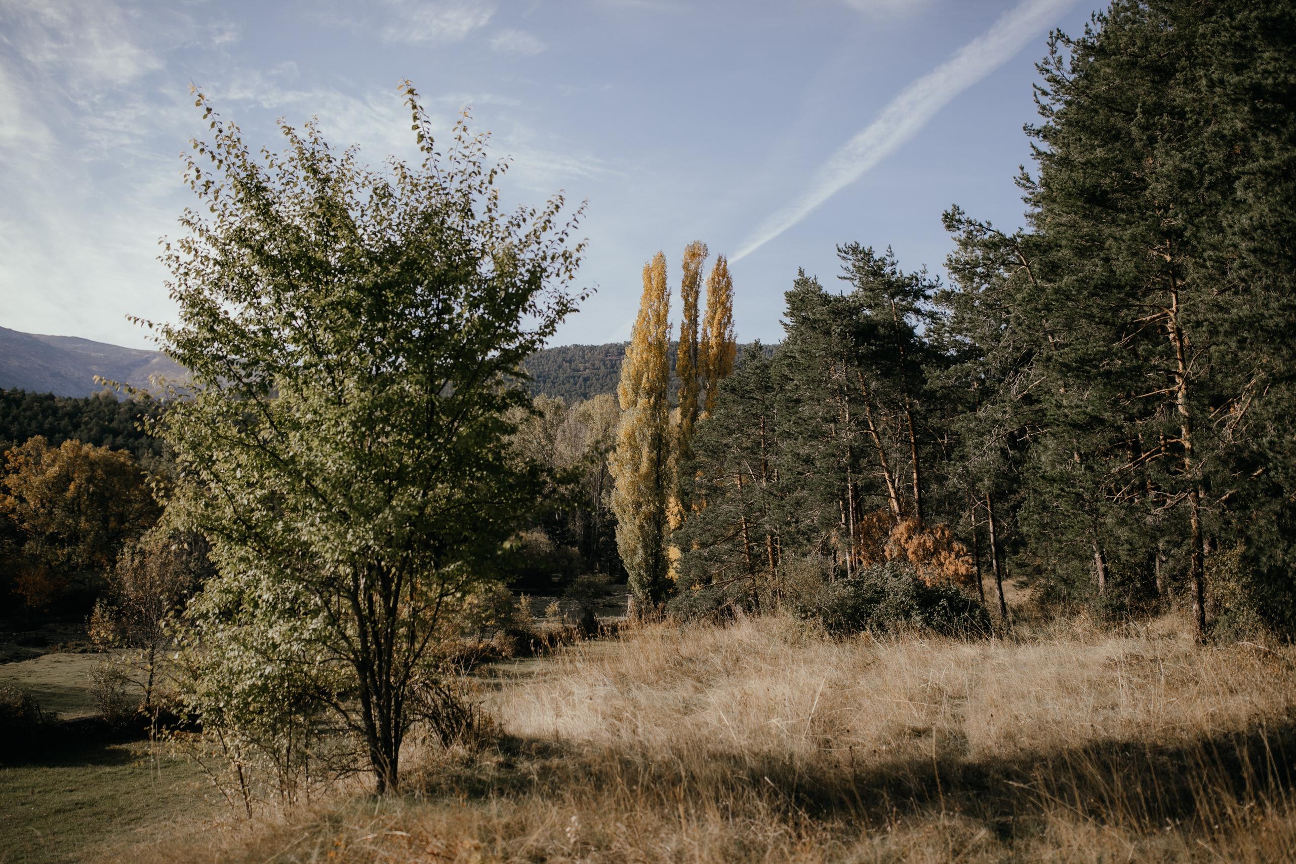 Casa El Palero / Alojamiento Rural en Rascafría